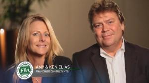 Ken and Amy Elias, Franchise Consultatnts
