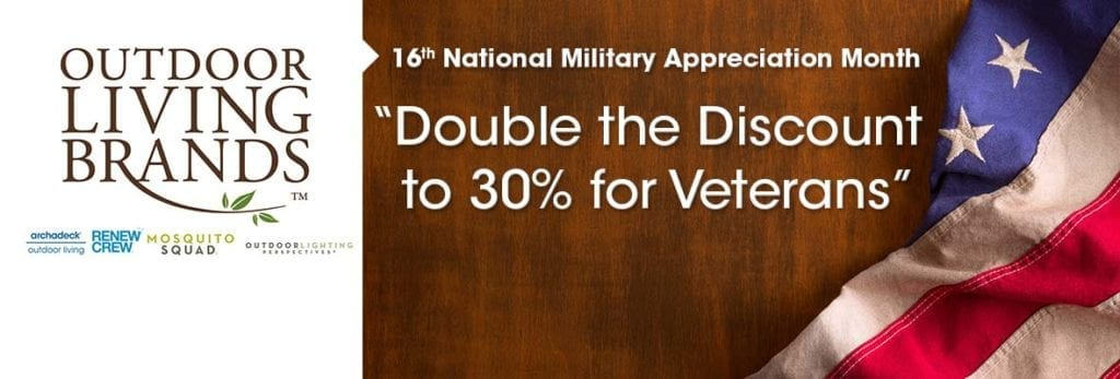 Outdoor Lighting Perspectives Veterans Promo