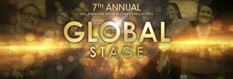 7th Annual International Franchise Brokers Conference and Expo The Global Stage