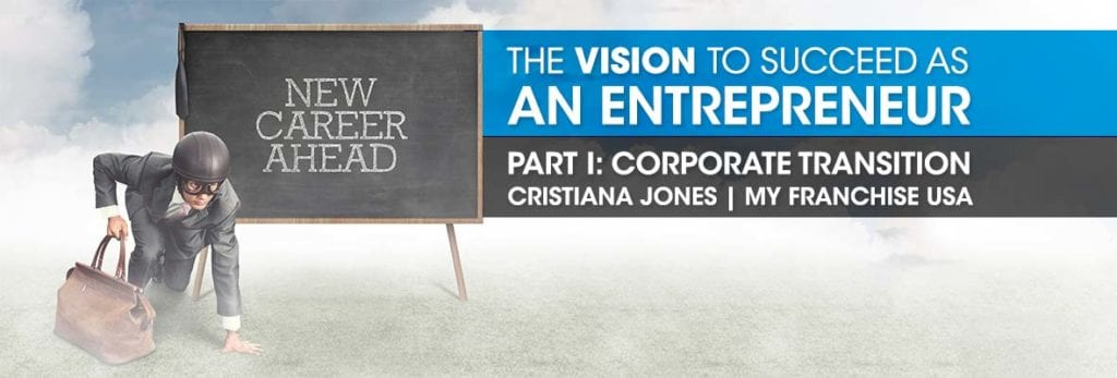 The Vision to Succeed as an Entrepreneur Part 1