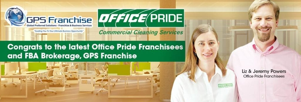 Office Pride and GPS Franchise Deal