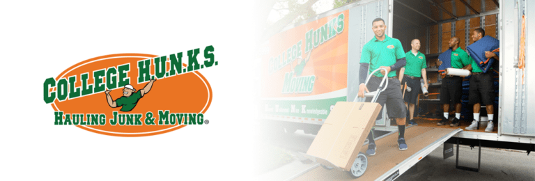 College H.U.N.K.S. Hauling Junk & Moving Franchise