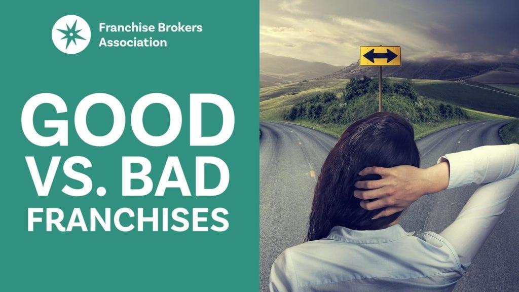 Good vs Bad Franchises Blog Article