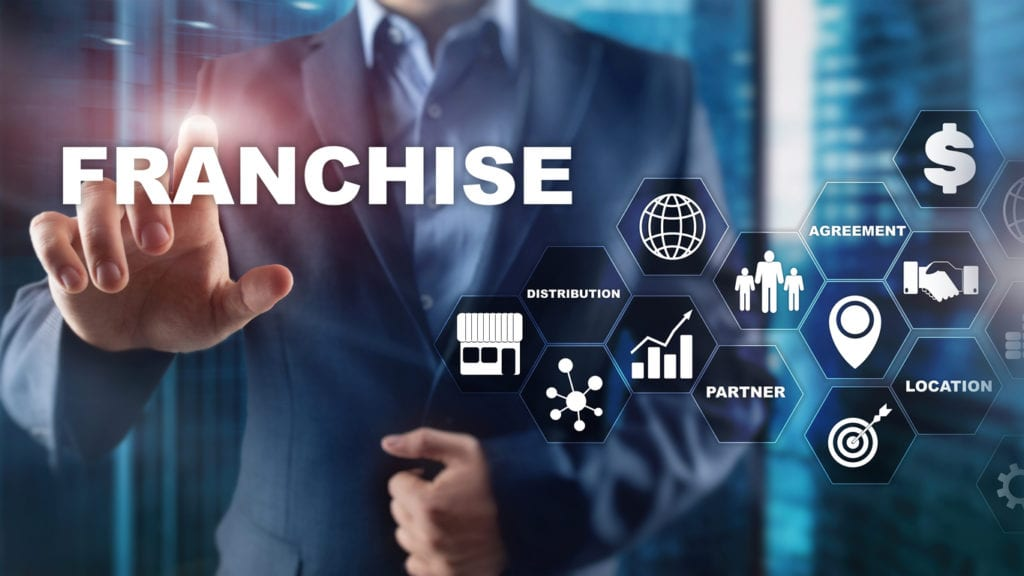 Franchise and franchise brokers concepts